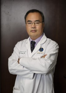 Dr. William Choi of Sky Ridge Medical Center