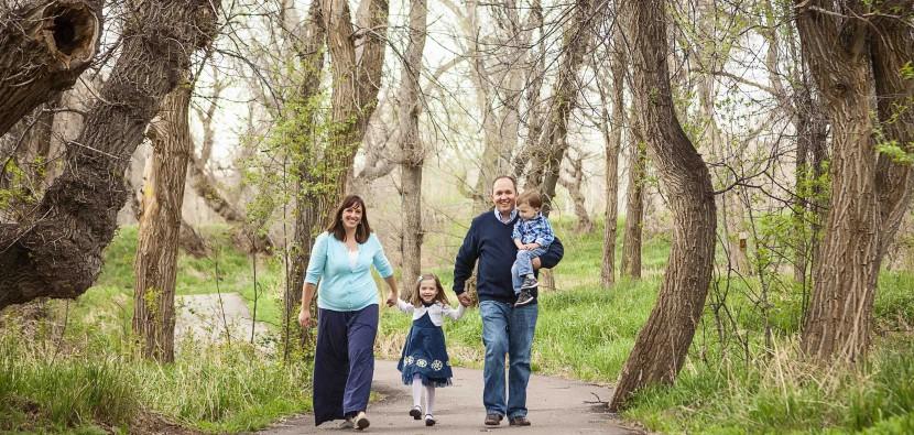 Derrick and Katie Sova Family