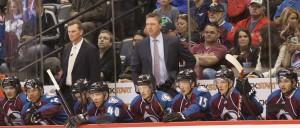 Coach Patrick Roy