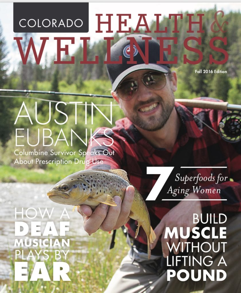 Austin Eubanks fly fishing