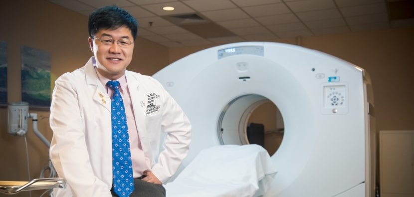 Dr. Eric Liu, Neuroendocrine Tumor Surgeon