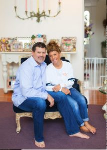Mark Schlereth, Wife Lisa, Daniel Schlereth