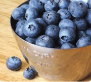 functional food blueberries