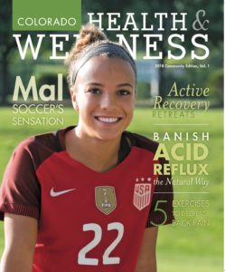 Mallory Pugh Colorado