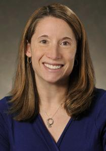 Dr. Bridget Beck, a cardiologist with Denver Heart at Rose Medical Center