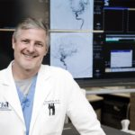 Dr. Don Frei, a neurointerventional radiologist