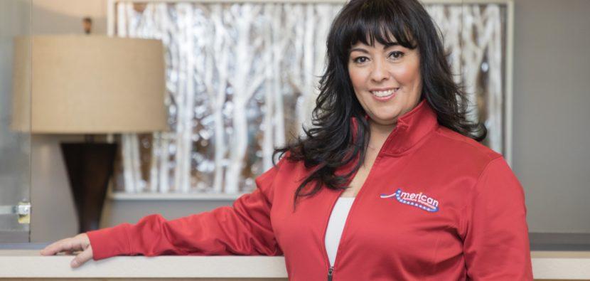 Merlinda Lucas, American Furniture Warehouse