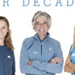 Darcy Piceu, Frank Shorter, Clare Gallagher
