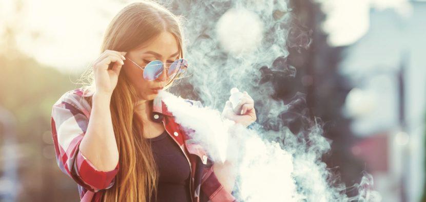 Teen tobacco, vaping