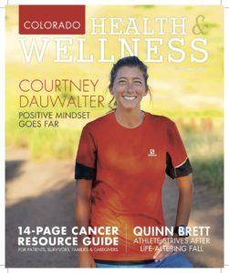 Courtney Dauwalter, Colorado Health & Wellness