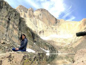 Quinn Brett Estes Park Chasm Lake