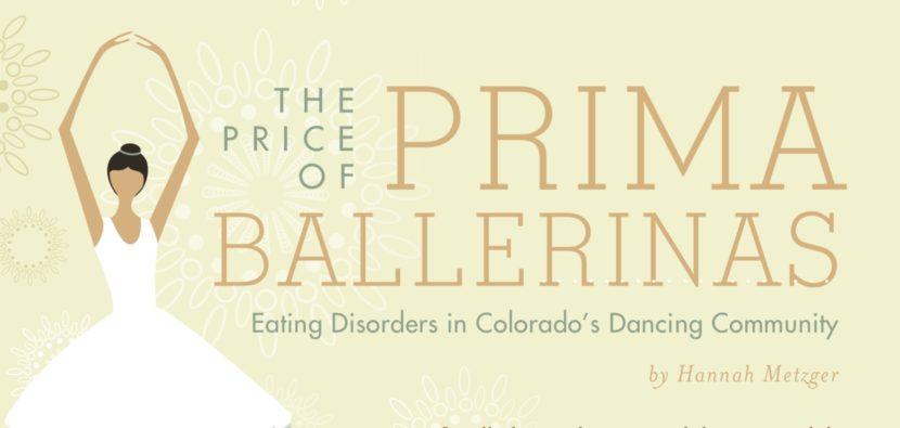 Eating Disorders in Colorado's Dancing Community, By Hannah Metzger