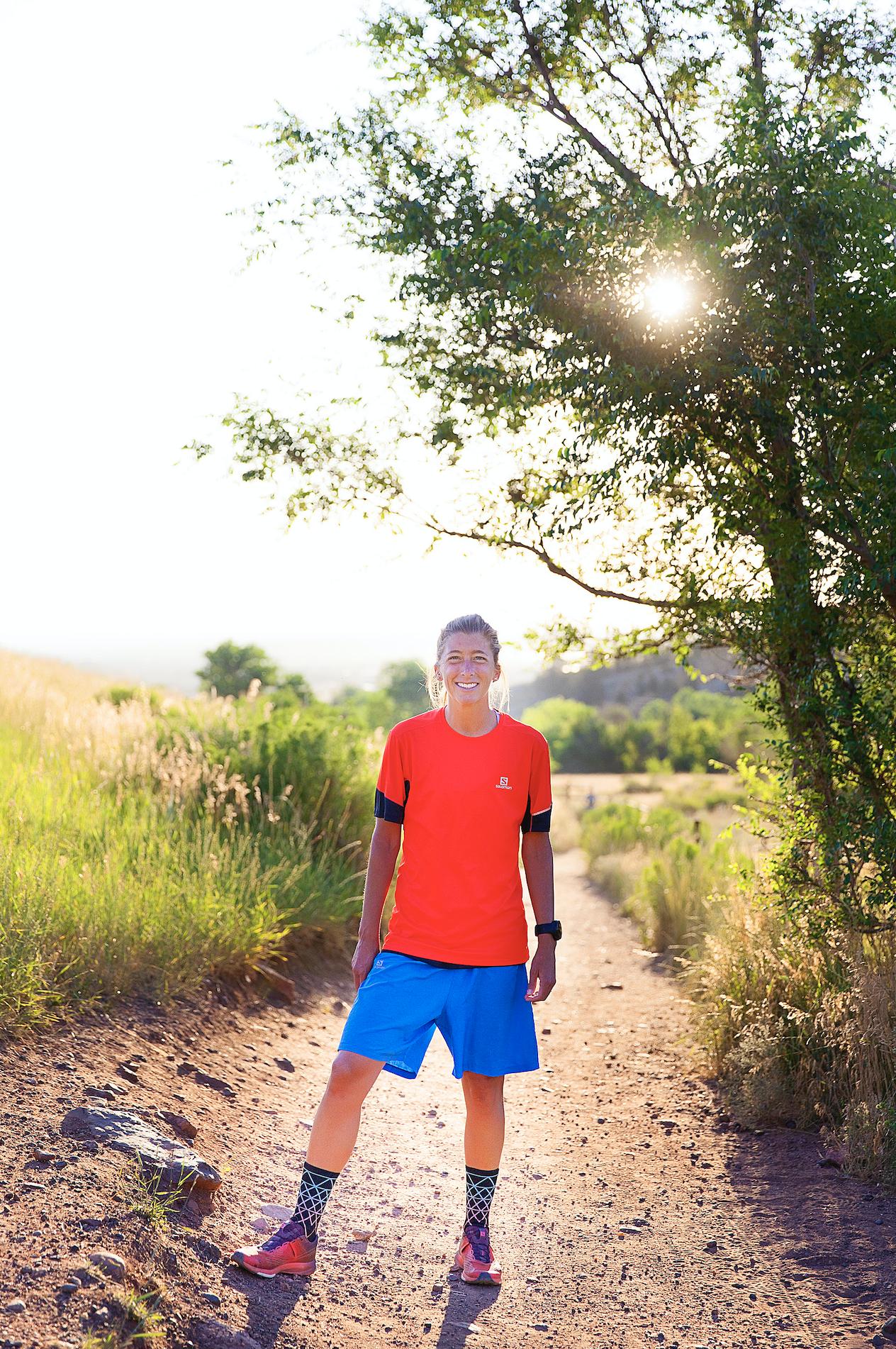 Courtney Dauwalter, 2020, Golden, Colorado, Apex Trail