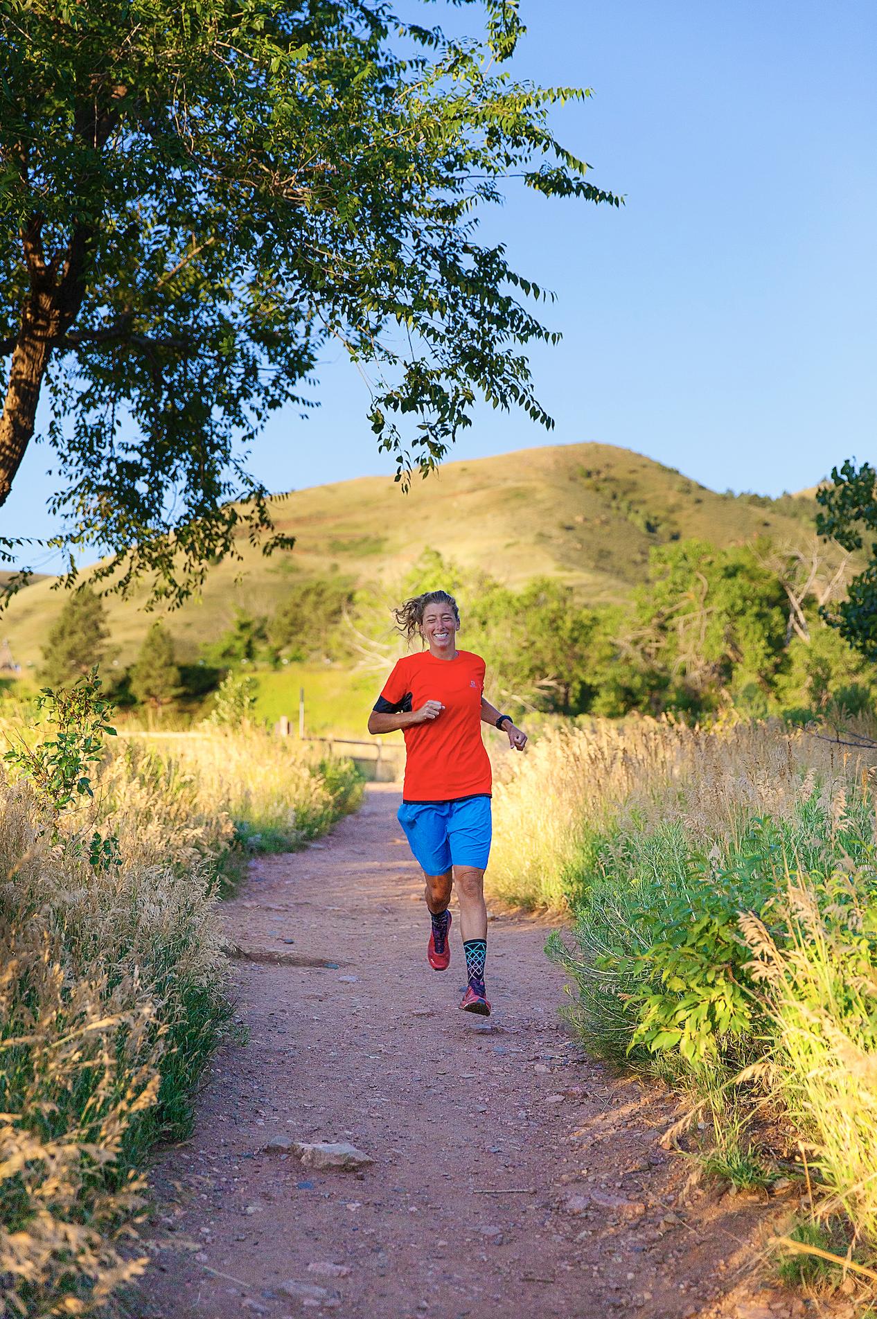 Courtney Dauwalter, Colorado, ultra runner champion, woman faster than men